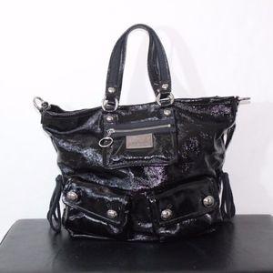 Coach Poppy Black Spotlight Bag